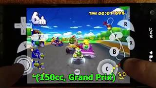 Playing GAMECUBE & Wii on PHONE! (Dolphin Emulator)