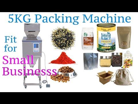 Powder Granule Dosing Quantitative Weighing and Filling ...