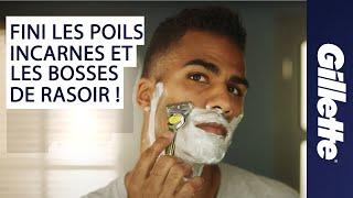 Comment éviter les poils incarnés et les éruptions cutanées |Gillette ProShield
