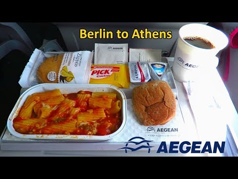 TRIP REPORT | Aegean Airlines (ECONOMY) | Berlin Tegel to Athens | Airbus A320