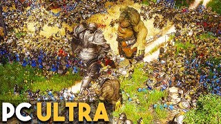 SpellForce 3 PC Ultra Settings Gameplay (New RTS/RPG Game)
