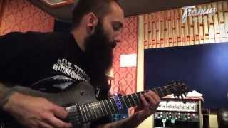Framus Endorser Dave Young in the Studio for Z2