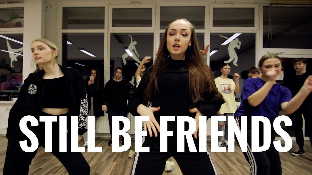 G-Eazy - Still Be Friends ft. Tory Lanez, Tyga | choreography by Nik Nguyen