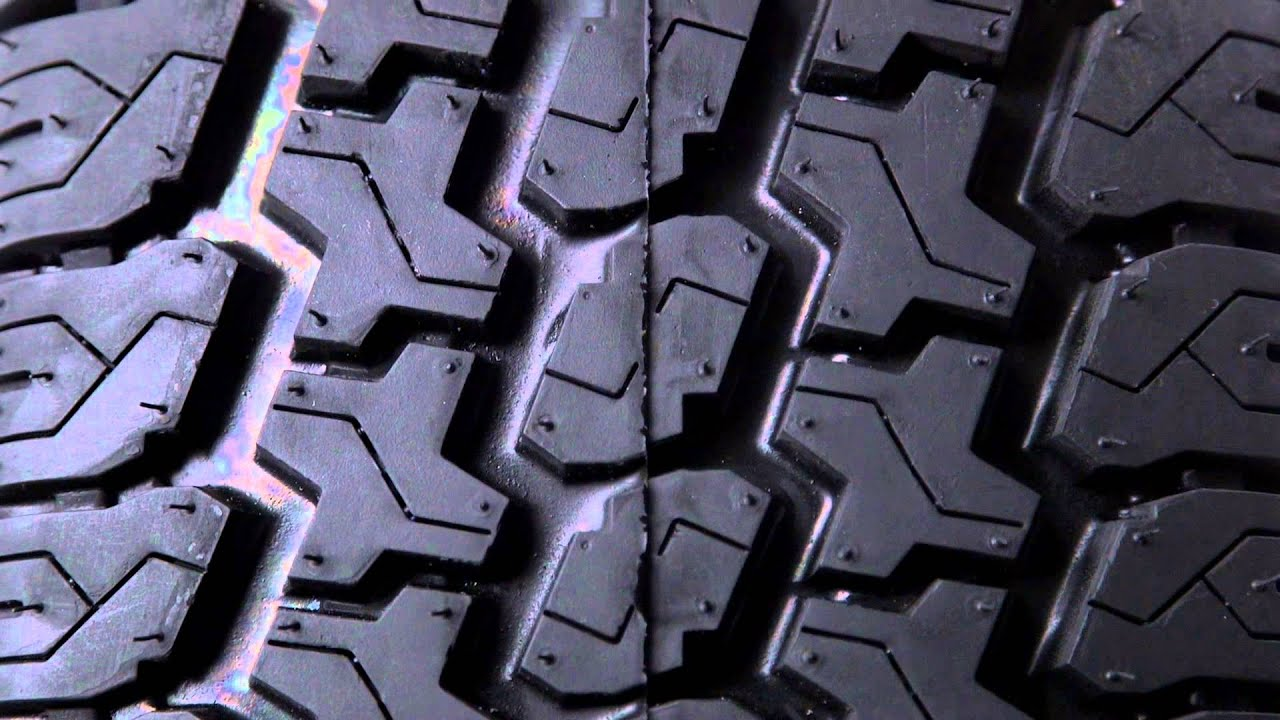 All Weather Tires >> Futura Scrambler AP Light Truck & SUV Tire -- Pep Boys - YouTube