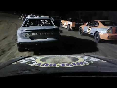 WISEGUY RACING Genesee speedway Mini stock Feature
