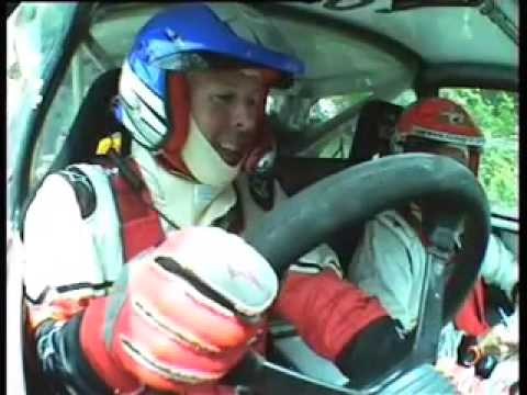 Colin Mcrae moment.. Fitting tribute to our rallying Legend