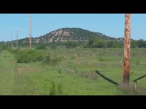 Medicine Mounds near Quanah, Texas - April 23,  2017 - Travels With Phil
