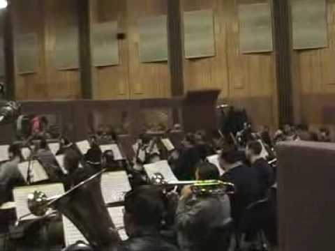 William Stromberg Conducts Max Steiner's The Charge of the Light Brigade