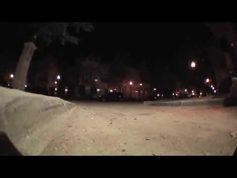 Khalil Kozah - Skateboarding Voyage