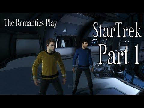 Star Trek the Game 2013 Playthrough - Part 1 - Canon for the J.J. Abrams Star Trek (PC)