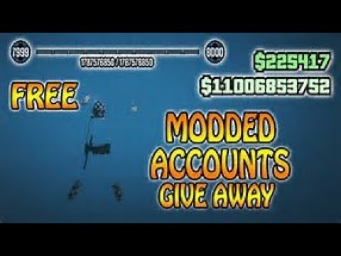 free gta 5 modded accounts ps4