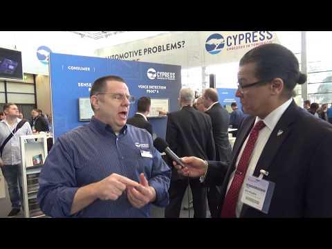 Cypress Semiconductor explains their low-power 32-bit Arm Cortex-M4 PSoC 6