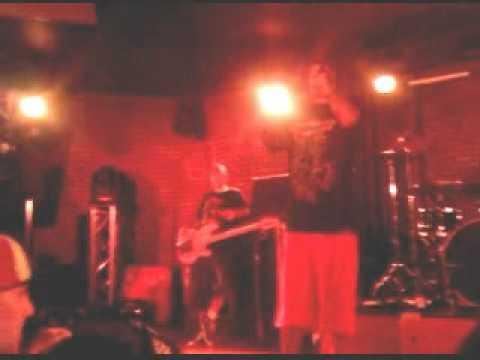 Juggalos singing Chicken Hunting and HeD PE rocking Bartender in Santa Clara at The Avalon..