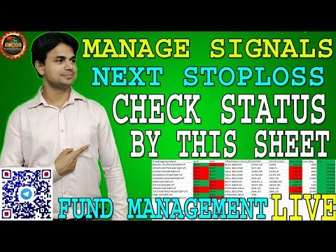 BEST WAY TO MANAGE YOUR CRYPTO SIGNALS OR PORTFOLIO | UPDATE EASILY BY THIS SHEET