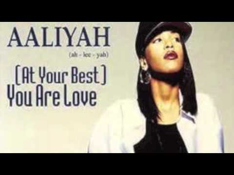 aaliyah Let me Know ( Instrumental)