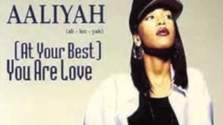 aaliyah Let me Know ( Instrumental)