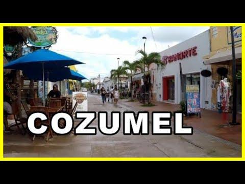 Cozumel, Mexico   Walking Tour 2019