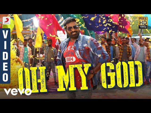 Sangathamizhan - Oh My God Video   Vijay Sethupathi, NivethaPethuraj   Vivek-Mervin