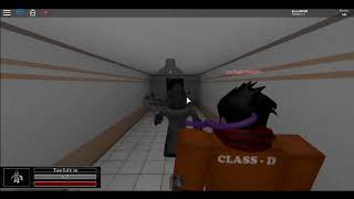 Roblox: SCP Containment Breach SCP 049 gameplay