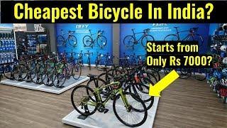 Cheapest Best Gear MTB Hybrid Fatbike Roadbike In Delhi