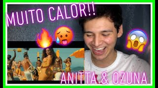 """Baixar Ozuna & Anitta - """"Muito Calor"""" Video REACCIÓN🔥🔥"""