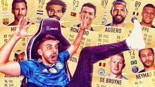 PRIMEROS FICHAJES Y PARTIDO EN DIRECTO !! *FIFA 20*