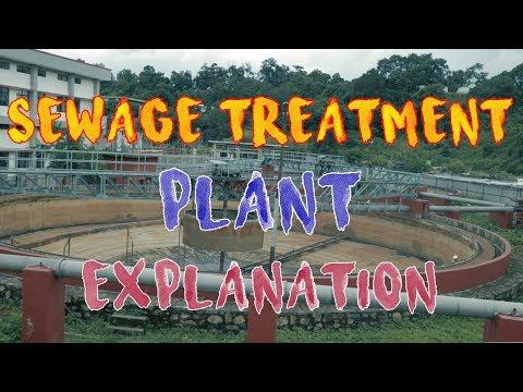 Sewage Treatment Plant #Sewage #Sanitary