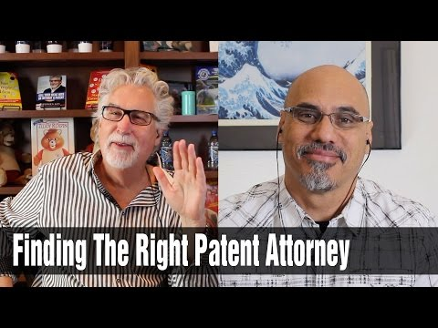 How to Find the Right Patent Attorney for Your Invention
