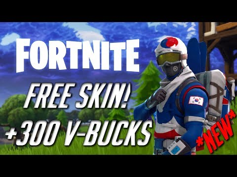 *NEW* EASIEST WAY TO GET THE ALPINE ACE SKIN + 300 V-Bucks FOR FREE in Fortnite *2018*