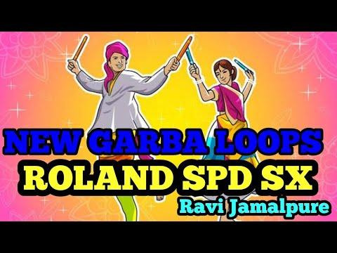 Roland SPD Sx Indian Garba