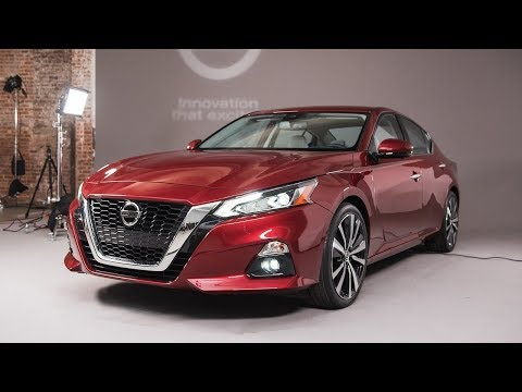 FANTASTIC! 2020 NISSAN ALTIMA REVIEW