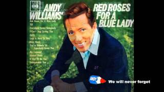 Andy Williams album collection    Almost There シングル・バージョン