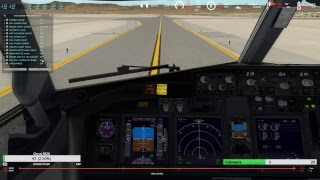Livestream Full Flight IVAO | KEGE-KSGU | B738