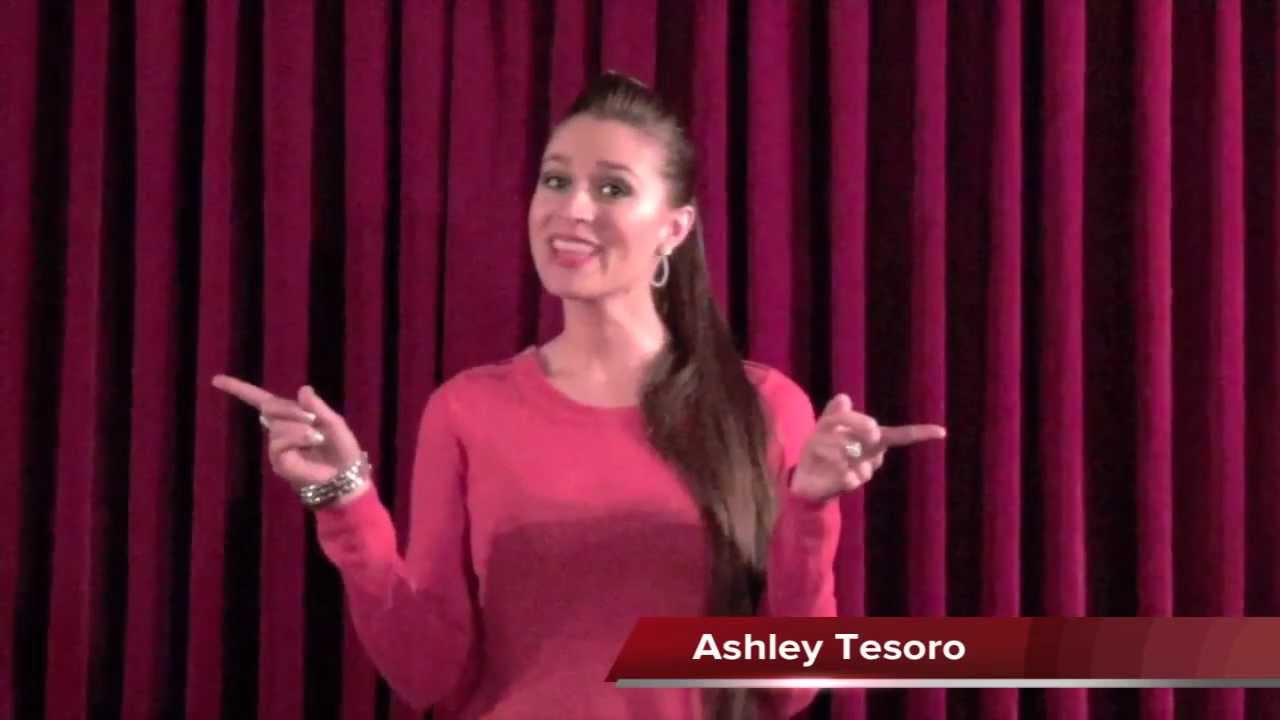ashley tesoro height