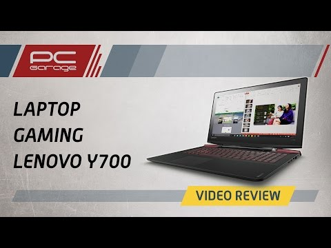 PC Garage – Video Review Laptop Lenovo Gaming Ideapad Y700