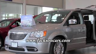 Jackson Family Dealerships Mini Vans