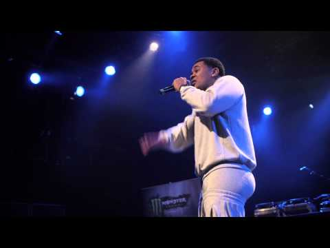XXL Freshmen 2014 Live - Kevin Gates First NYC Performance