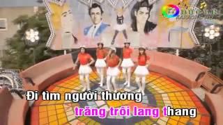 Karaoke Nhạc Sống   Liên Khúc Trẻ Remix 4   YouTube