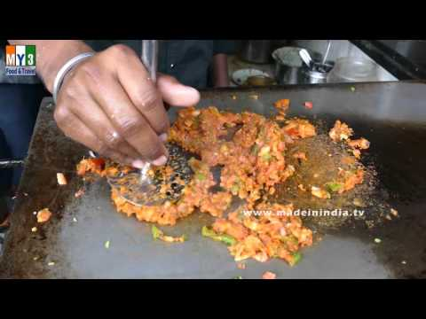 Dhabeli Bhuriji | Famous Street Food of Gujarat | GUJARAT STREET FOOD | INDIAN STREET FOOD