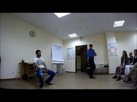 Тренинг для риэлторов Романа Павловского в городе Казань, часть 1