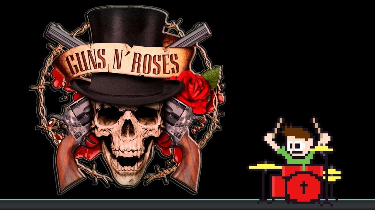 guns n roses logo - HD1920×1080