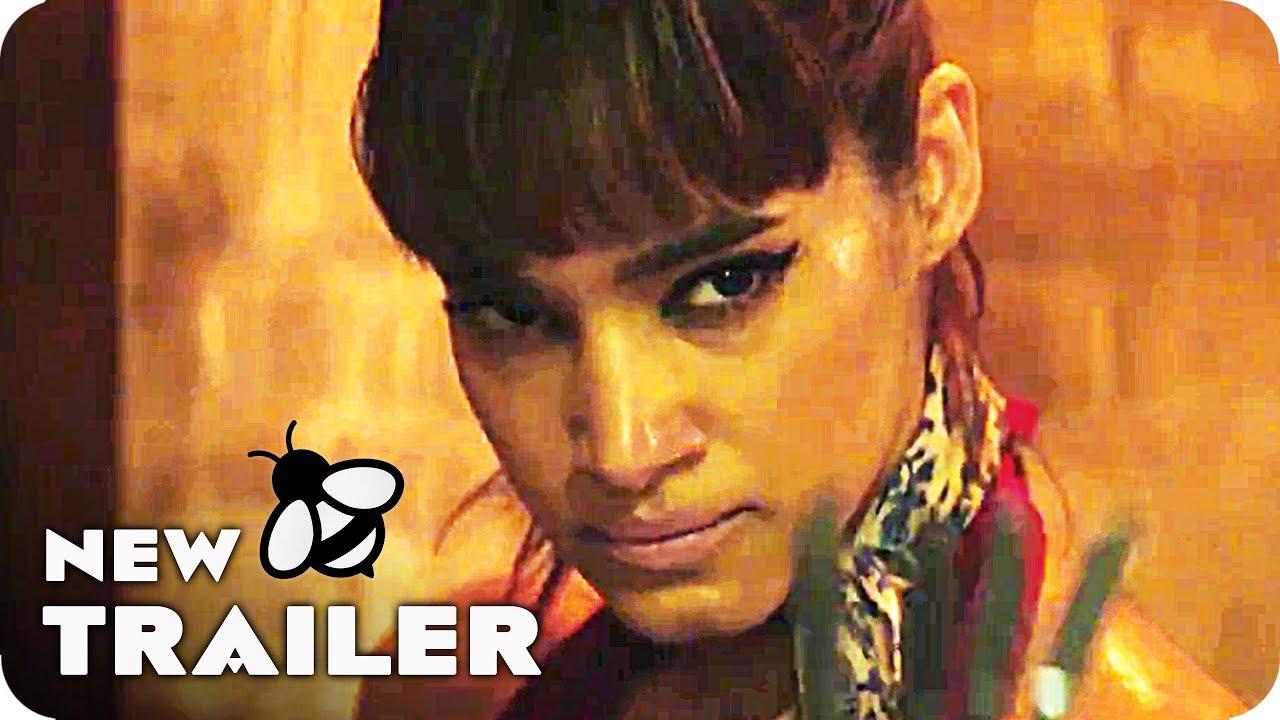 Hotel Artemis Trailer (2018) Jodie Foster Action Movie ...