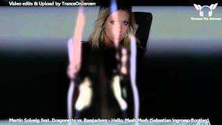 Martin Solveig feat. Dragonette vs. Bassjackers - Hello, Mush Mush (Sebastian Ingrosso Bootleg)