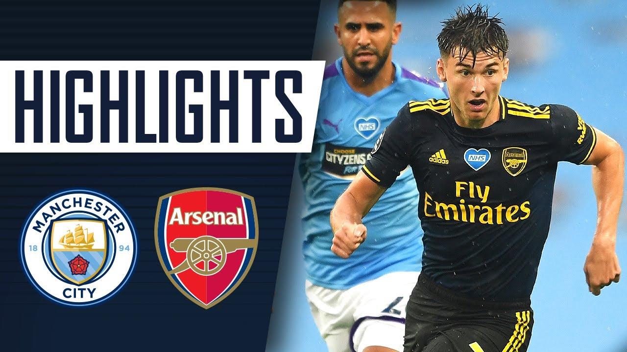 Download HIGHLIGHTS | Manchester City 3-0 Arsenal | Premier League | June 17, 2020
