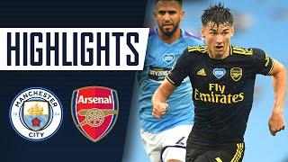 HIGHLIGHTS | Manchester City 3-0 Arsenal | Premier League | June 17, 2020
