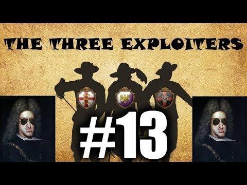 [EU4] 3 Exploiters #13 - Take that Von Habs...zollern?