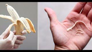 Вы наверняка замечали ЭТИ ВОЛОКНА, когда чистили бананы! Оказывается, их не стоит...