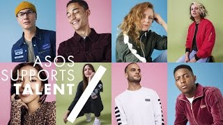ASOS Supports Talent : un accélérateur de rêves | ASOS