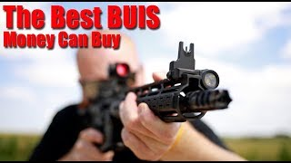 BOBRO Low Rider BUIS Review: The Best Backup Iron Sights You Can Get