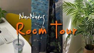 [ROOM TOUR] 분리형 원룸 룸투어 | 랜선 집들…